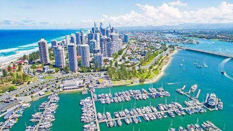 Cursos y escuelas de inglés en Gold Coast