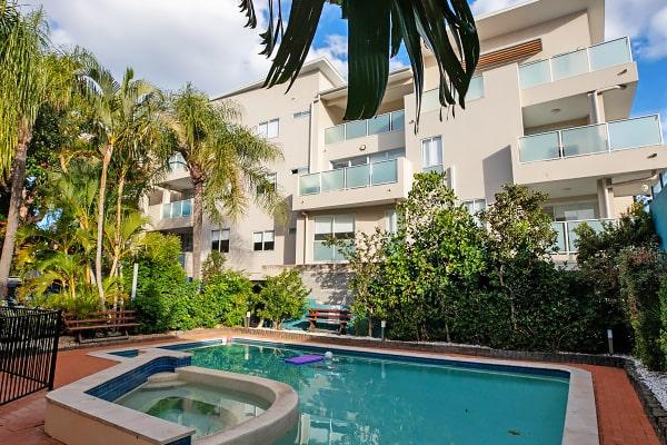 Alojamiento escuela de inglés EC English Gold Coast: Residencia estándar Aquarius Backpackers Resort 3