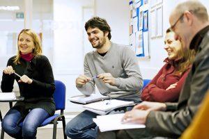 Escuela de inglés para mayores de 30 años | EC English London 30+ 17