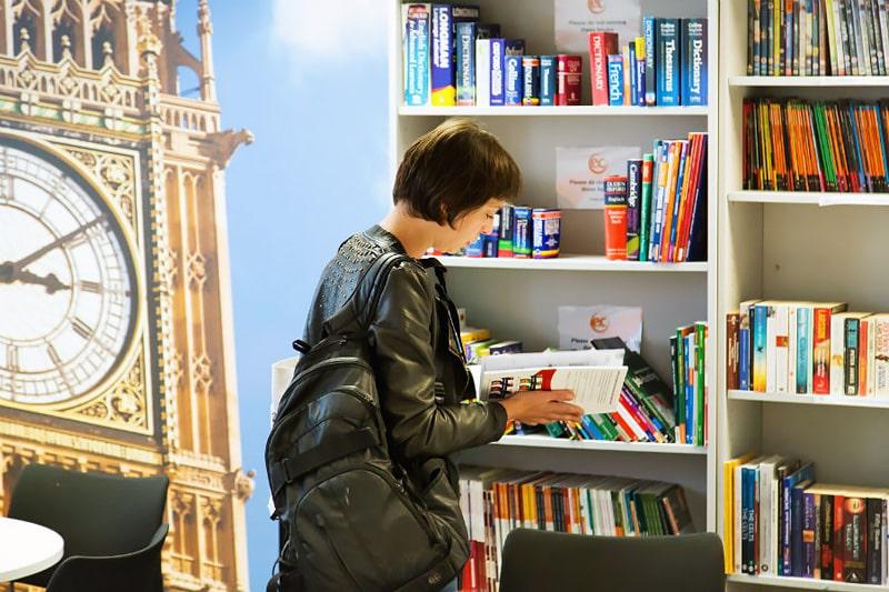 Escuela de inglés para mayores de 30 años | EC English London 30+ 4