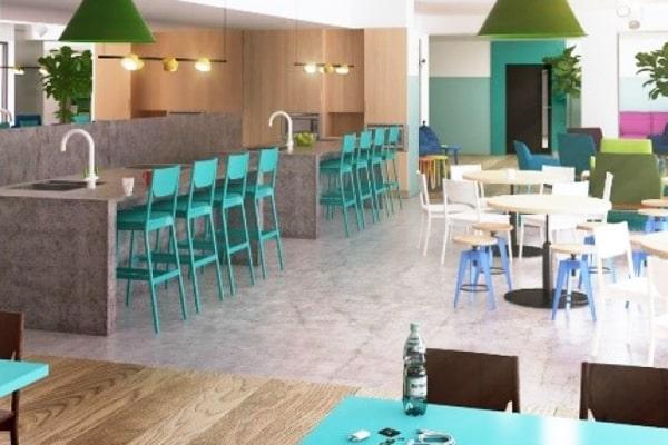 Alojamiento escuela de inglés EC English London: Comfort Scape Wembley Studio 3