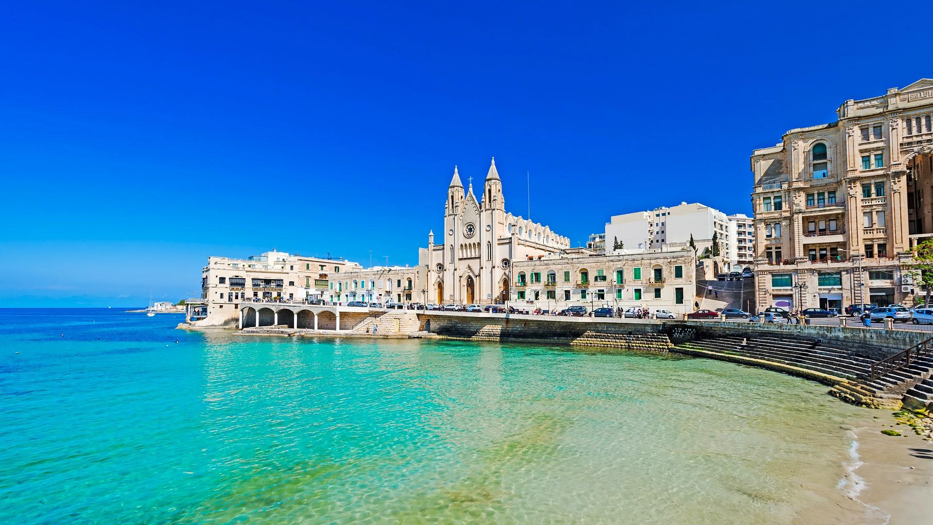 EC English Malta – Escuela de inglés en Saint Julian's