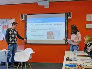 Escuela de inglés en Manchester   EC English Manchester 10