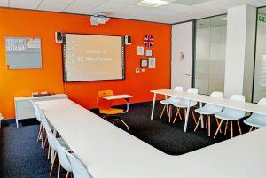 Escuela de inglés en Manchester   EC English Manchester 15