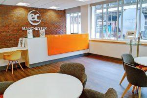 Escuela de inglés en Manchester   EC English Manchester 16