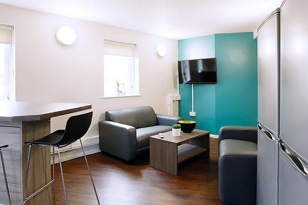 Alojamiento escuela de inglés EC English Manchester: Residencia estándar Lambert and Fairfield House 1
