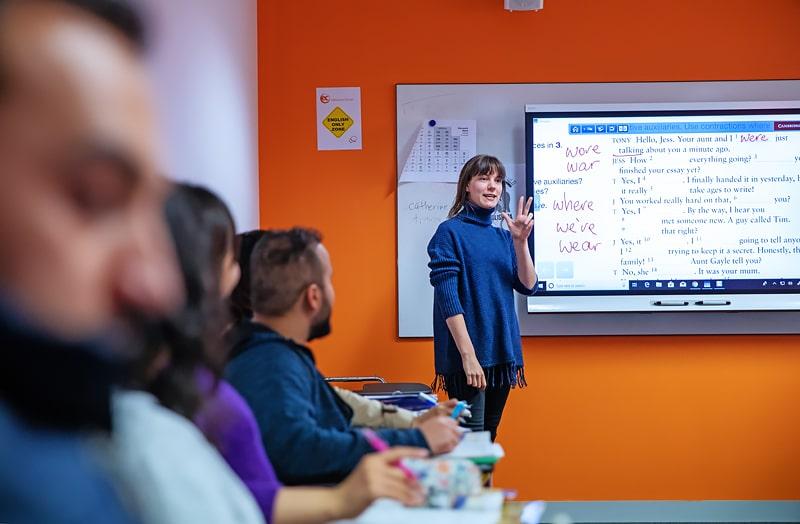 Escuela de inglés en Melbourne   EC English Melbourne 10