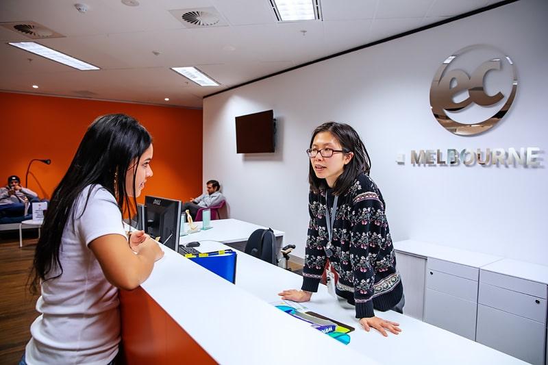 Escuela de inglés en Melbourne   EC English Melbourne 3