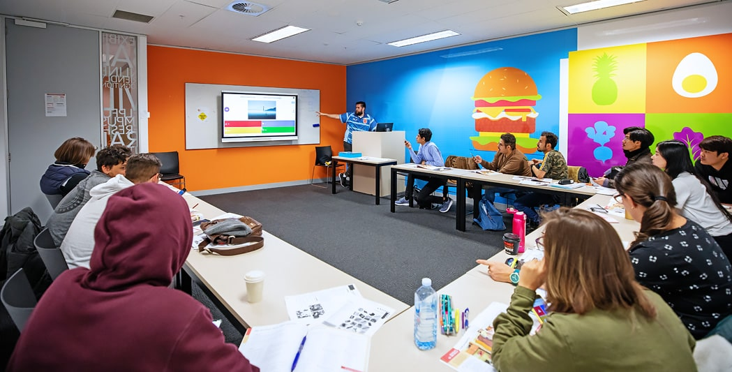 Escuela de inglés en Melbourne   EC English Melbourne 8