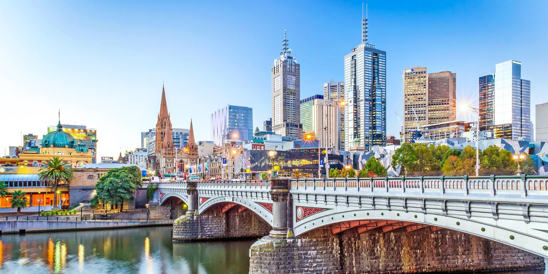 Cursos de inglés en Melbourne