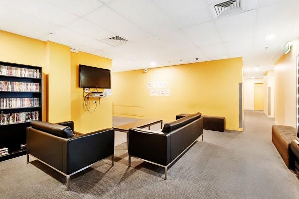 Alojamiento escuela de inglés EC English Melbourne: Residencia estándar Urban Central 2