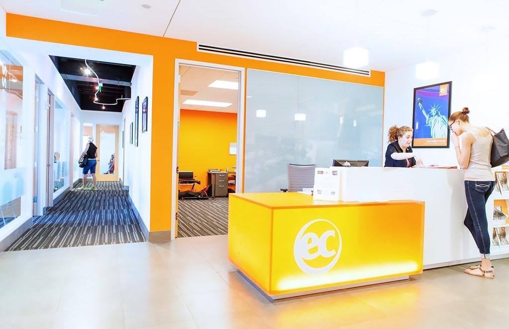 Escuela de inglés en Miami | EC English Miami 1