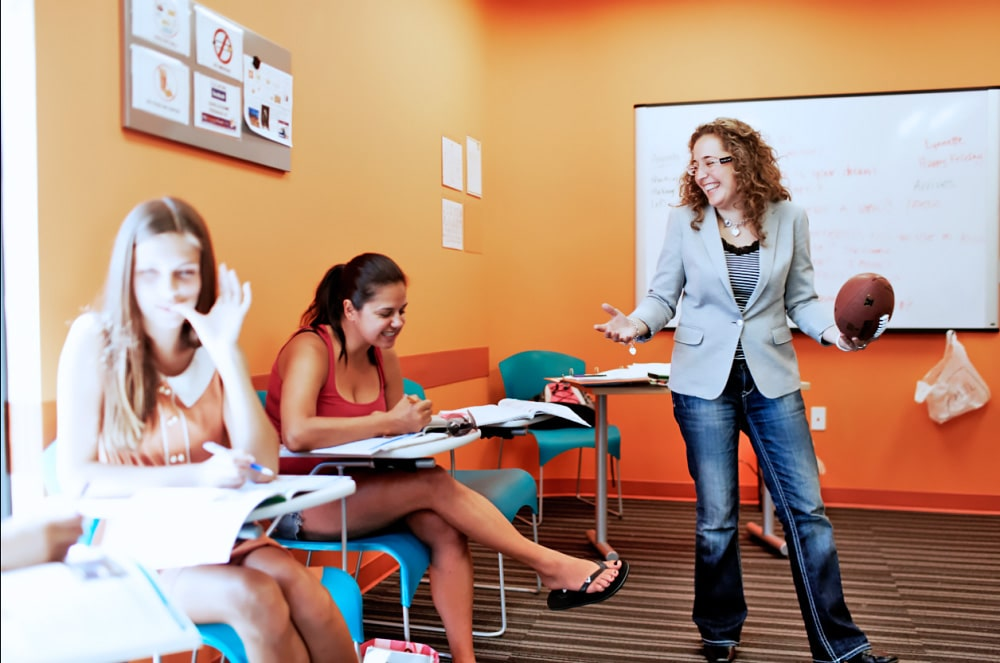 Escuela de inglés en Miami | EC English Miami 8