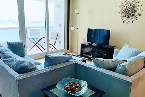 Alojamiento escuela de inglés EC English Miami: Apartamentos compartidos superiores Bayshore 1