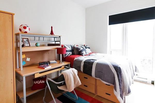 Alojamiento escuela de inglés y francés EC English Montreal: Apartamento compartido superior La Marq au 515 5