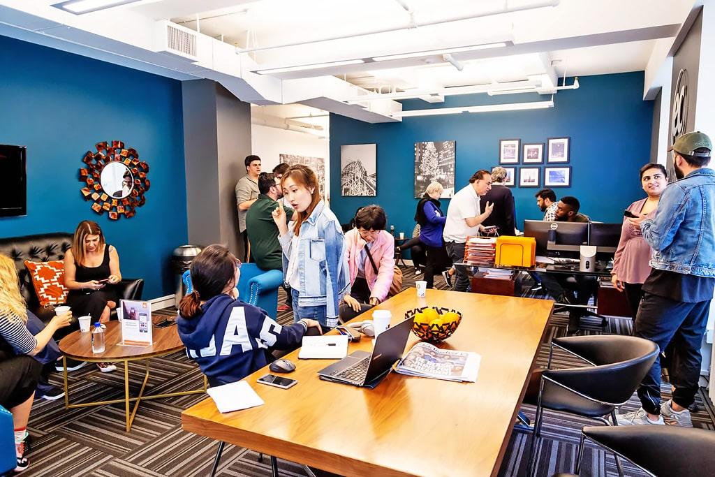 Escuela de inglés en Nueva York para mayores de 30 años | EC English New York 30+ 3