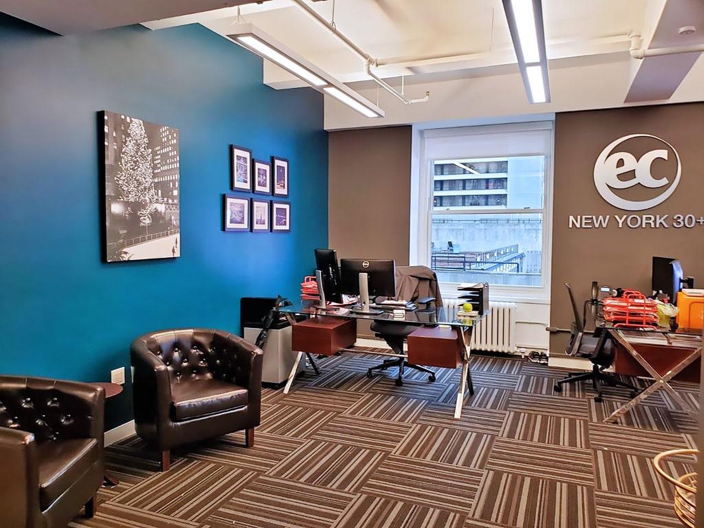 Escuela de inglés en Nueva York para mayores de 30 años | EC English New York 30+ 9