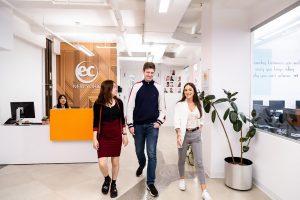 Escuela de inglés en Nueva York | EC English New York 1