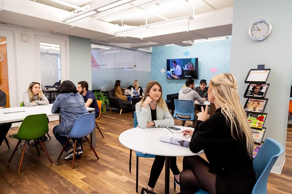 Escuela de inglés en Nueva York | EC English New York 2