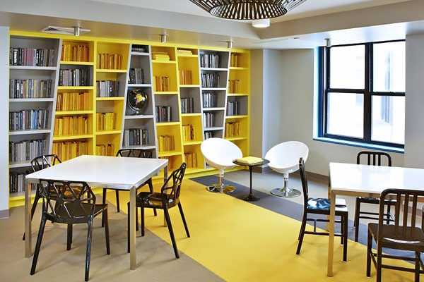 Alojamiento escuela de inglés EC English New York: New Yorker Residence 3