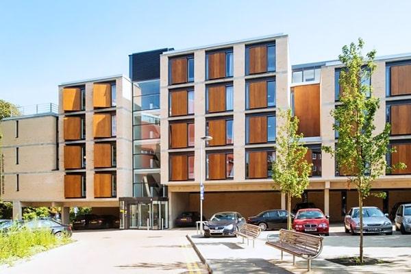 Alojamiento escuela de inglés EC English Oxford: Residencia confort Alice House 5
