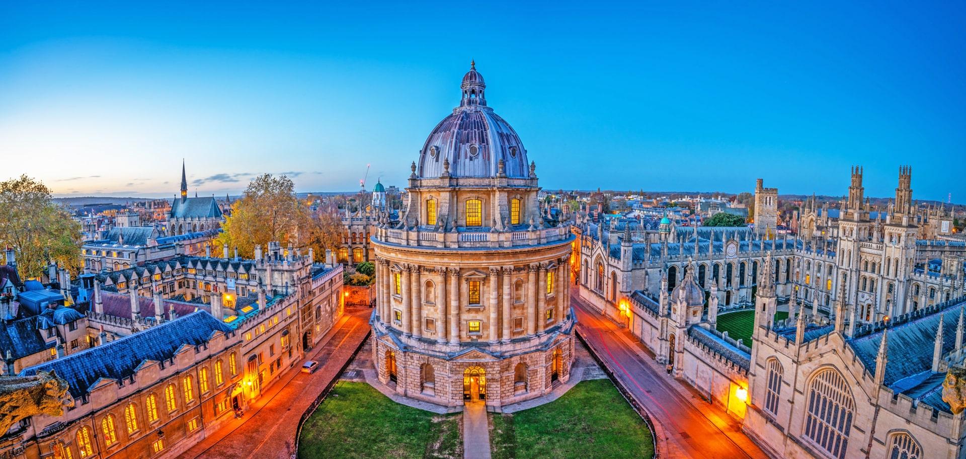 Escuela de inglés en Oxford | EC English Oxford