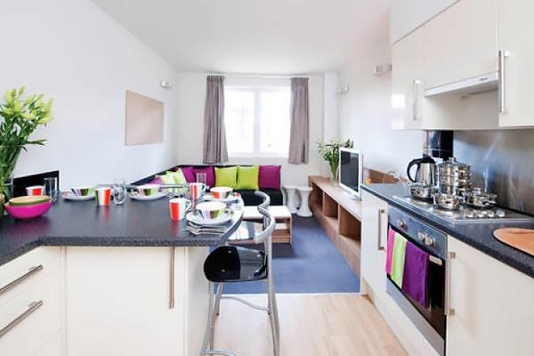 Alojamiento escuela de inglés EC English Oxford: Residencia de verano estándar Slade Park 2