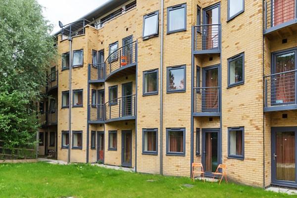 Alojamiento escuela de inglés EC English Oxford: Residencia estándar Thames Warf 5