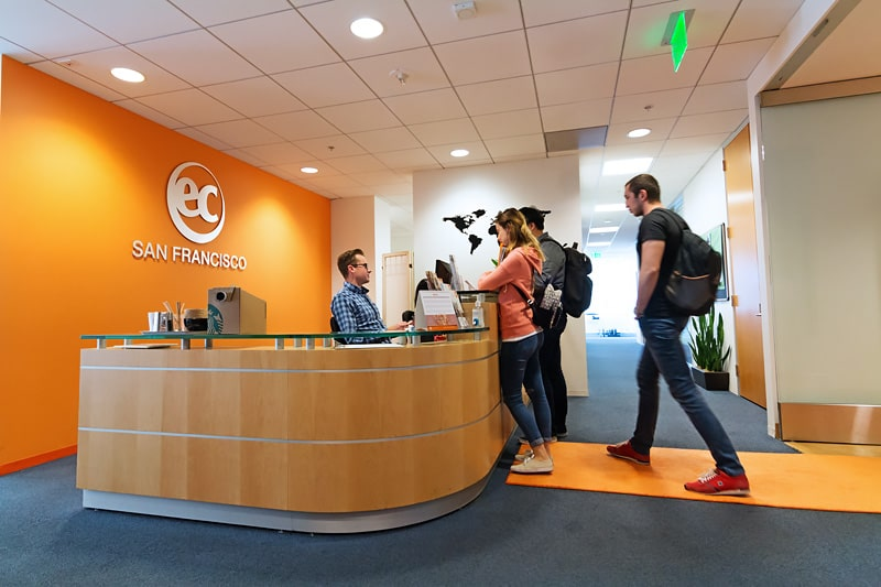 Escuela de inglés en San Francisco | EC English San Francisco 1