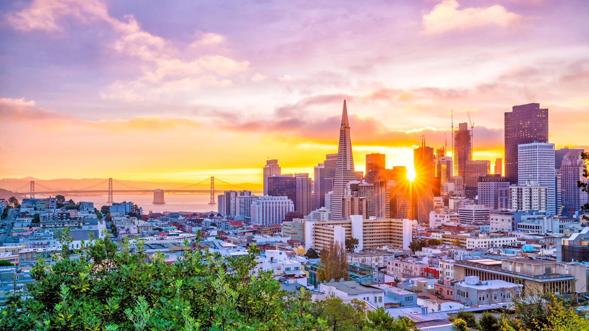 Escuela de inglés en San Francisco | EC English San Francisco