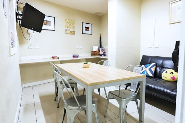 Alojamiento escuela de inglés EC English Sydney: Apartamento estándar Jack's Place 3