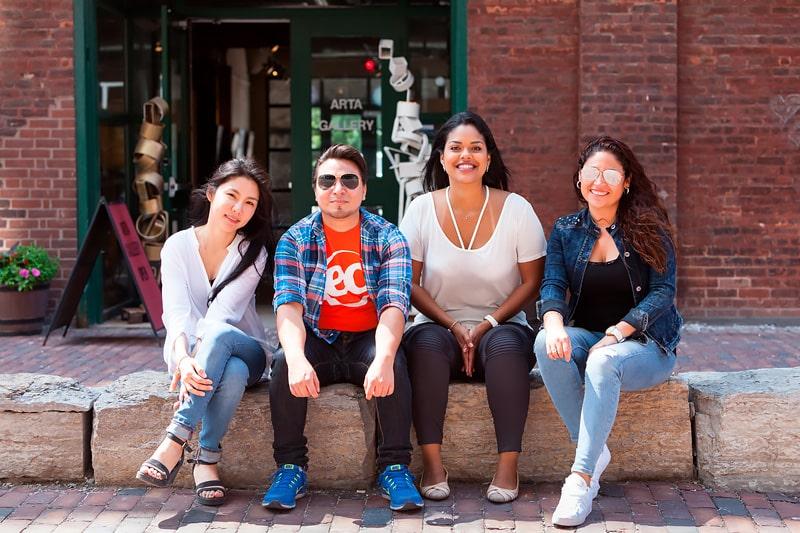 Escuela de inglés en Toronto para mayores de 30 años | EC English Toronto 30+ 9
