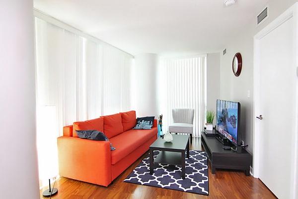 Alojamiento escuela de inglés EC English Toronto: Apartamentos compartidos confort Harrington 2