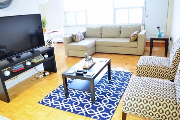 Alojamiento escuela de inglés EC English Toronto: Apartamentos compartidos confort Harrington 4