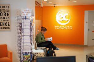 Escuela de inglés en Toronto | EC English Toronto 1