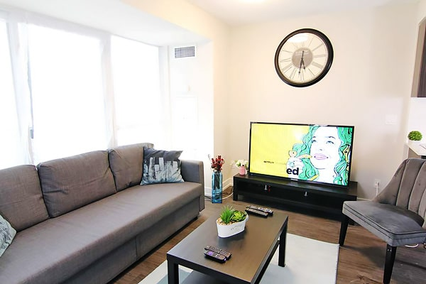 Alojamiento escuela de inglés EC English Toronto: Apartamentos estándar Sherbourne 5