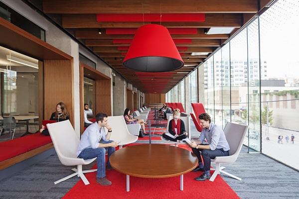 Alojamiento escuela de inglés EC English Toronto: Residencia superior Parkside 1