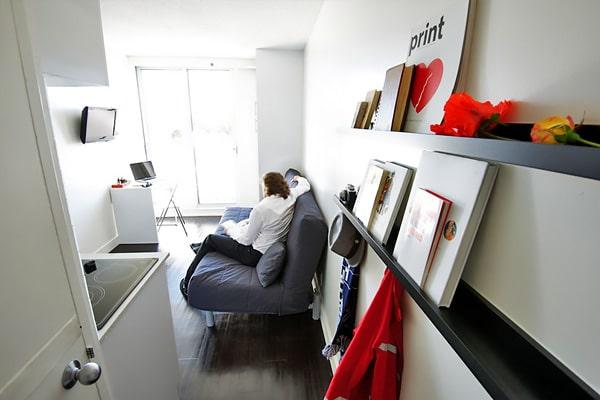Alojamiento escuela de inglés EC English Vancouver: Apartamento compartido superior 2