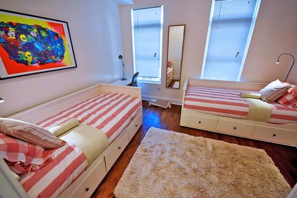 Alojamiento escuela de inglés EC English Washington: Apartamentos estándar Island Condos 3