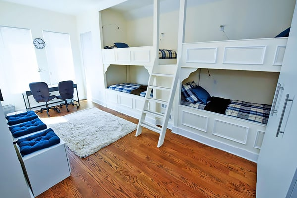 Alojamiento escuela de inglés EC English Washington: Apartamentos estándar Island Condos 5