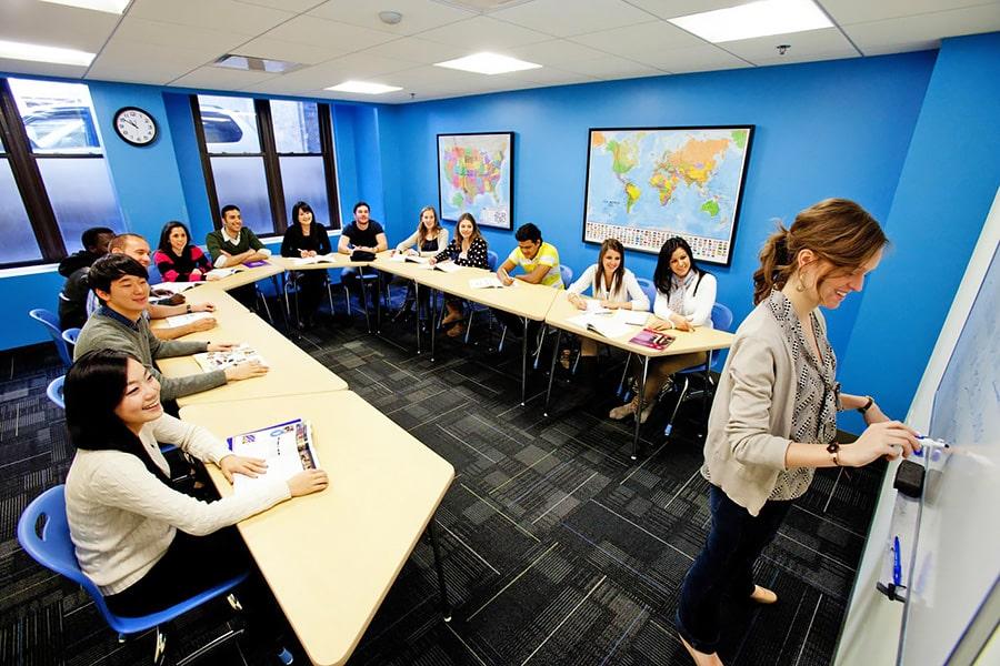 Escuela de inglés en Boston | English Language Center ELC Boston 1