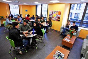 Escuela de inglés en Boston | English Language Center ELC Boston 7
