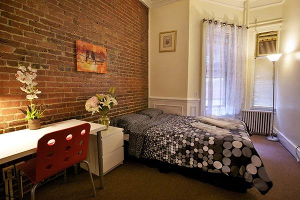 Alojamiento escuela de inglés ELC Boston | English Language Center: Residencia Guest House International 2