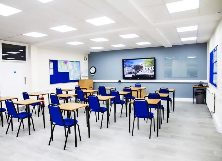 Escuela de inglés para profesionales en Brighton | The English Language Centre ELC Brighton 2