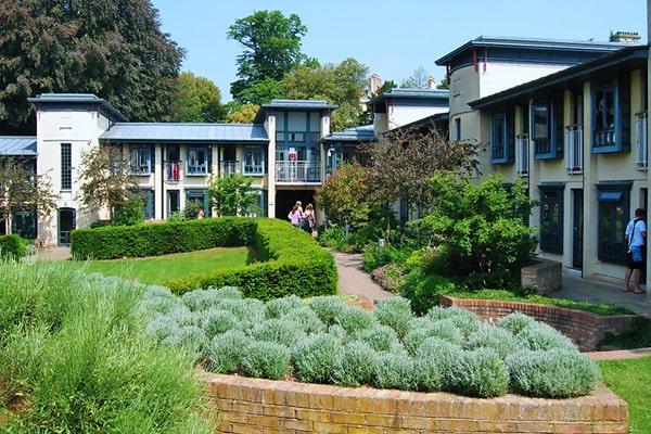 Alojamiento escuela de inglés The English Language Centre | ELC Bristol: Residencia de verano Goldney Hall 2