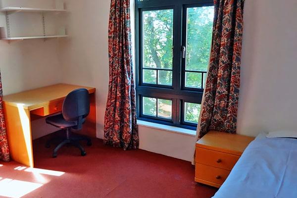 Alojamiento escuela de inglés The English Language Centre | ELC Bristol: Residencia de verano Goldney Hall 3