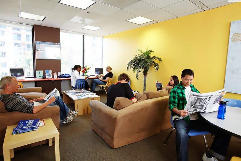 Escuela de inglés en Los Ángeles   English Language Center ELC Los Angeles 2