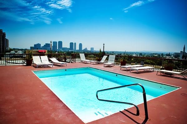 Alojamiento escuela de inglés ELC Los Angeles | English Language Center: Apartamentos Los Ángeles 1