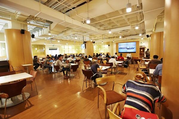 Alojamiento escuela de inglés ELC Los Angeles | English Language Center: Residencia de verano UCLA 4