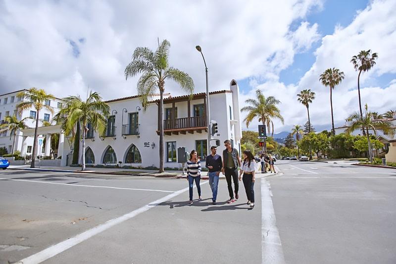Escuela de inglés en Santa Bárbara | English Language Center ELC Santa Barbara 1